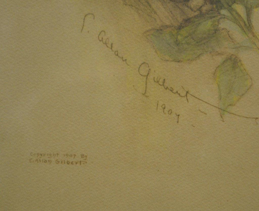 Charles Allan Gilbert (American, 1873-1929) Print - 2