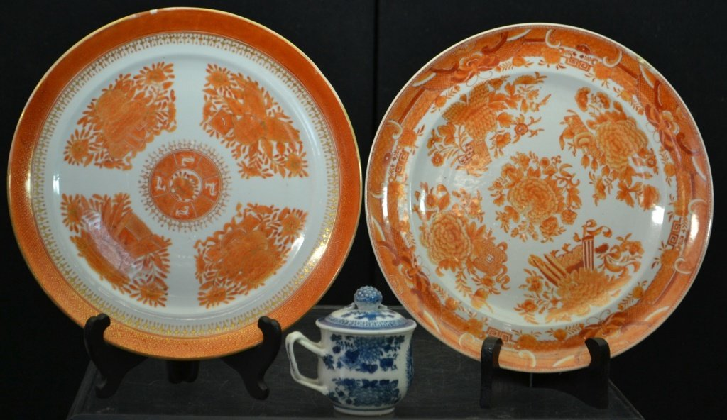 Collection Of Early 19thC Chinese Export Fitz Hugh - 2