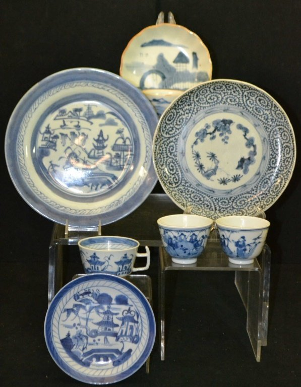 Collection of 19thC Chinese Export