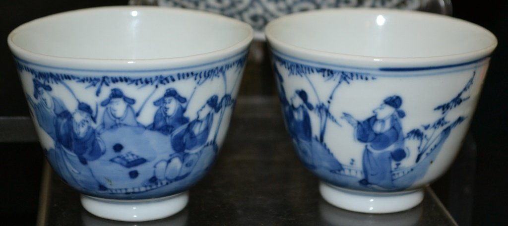 Collection of 19thC Chinese Export - 5