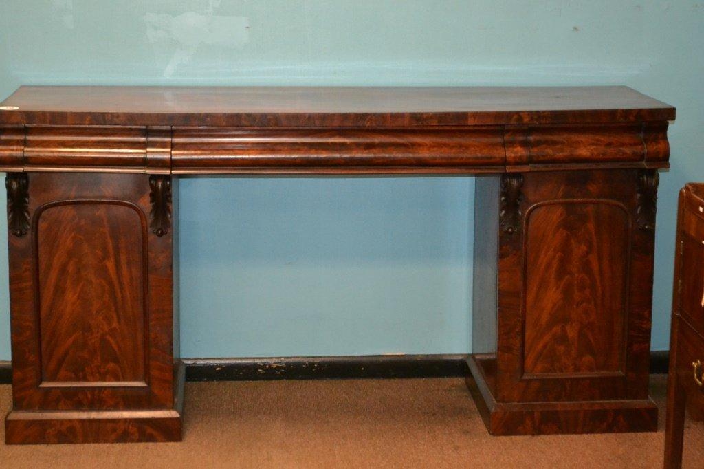 c.1825 English Regency Sideboard