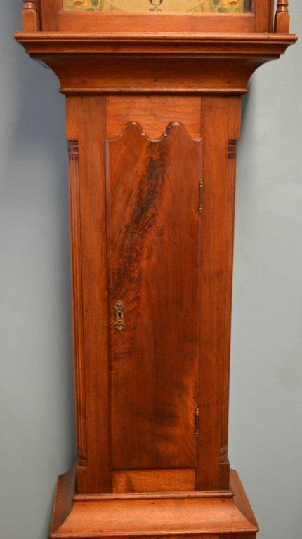 Jacob Diehl Tall Case Clock Reading, PA ca.1800 - 4