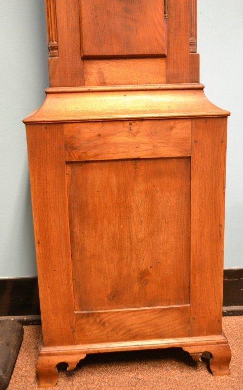Jacob Diehl Tall Case Clock Reading, PA ca.1800 - 5