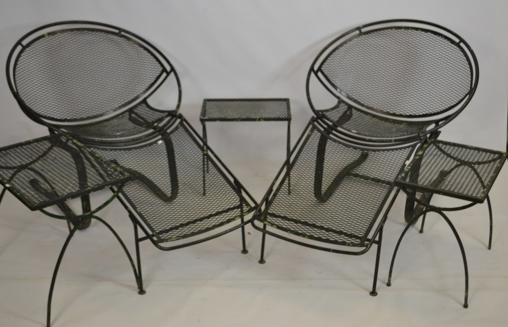 Maurizio Tempestini Salterini Patio Furniture