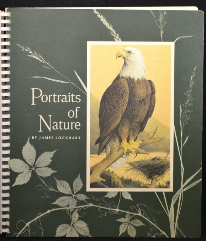 Portraits of Nature by James Lockhart