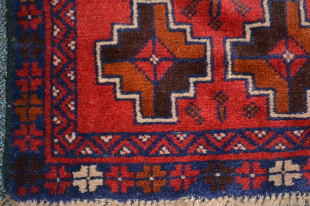 Early 20th C Persian rug - 2