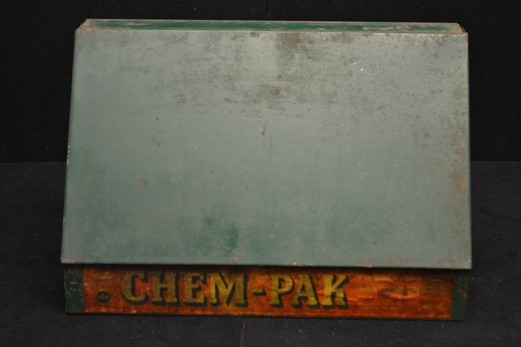 Early Tin Chem - Pak Chemistry Set - 2