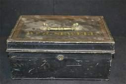 Civil War- William J. Sewall Document Box