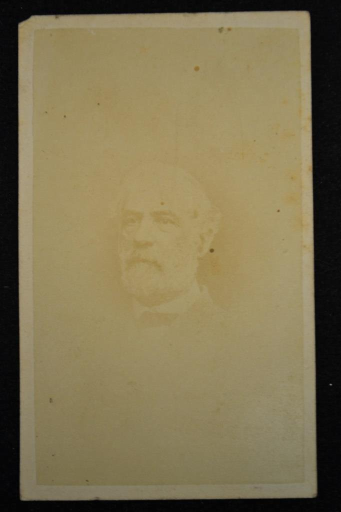 Robert E. Lee CDV