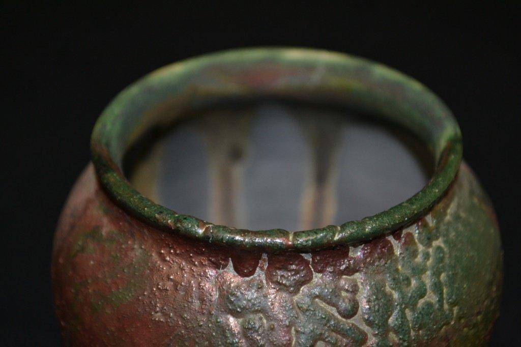 Art Pottery Jar - 3