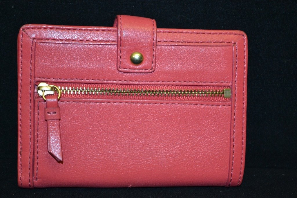 Pink Coach Wallet - 2