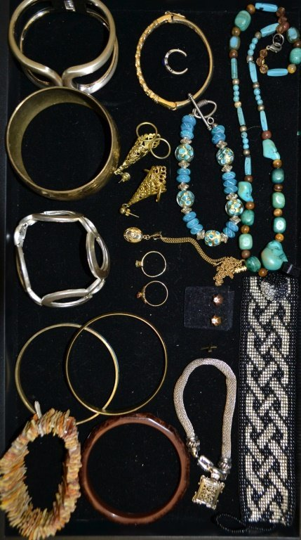 Collection of Costume Bracelets