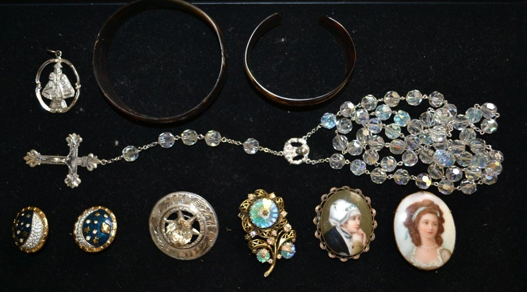 Victorian Lot of Jewelry