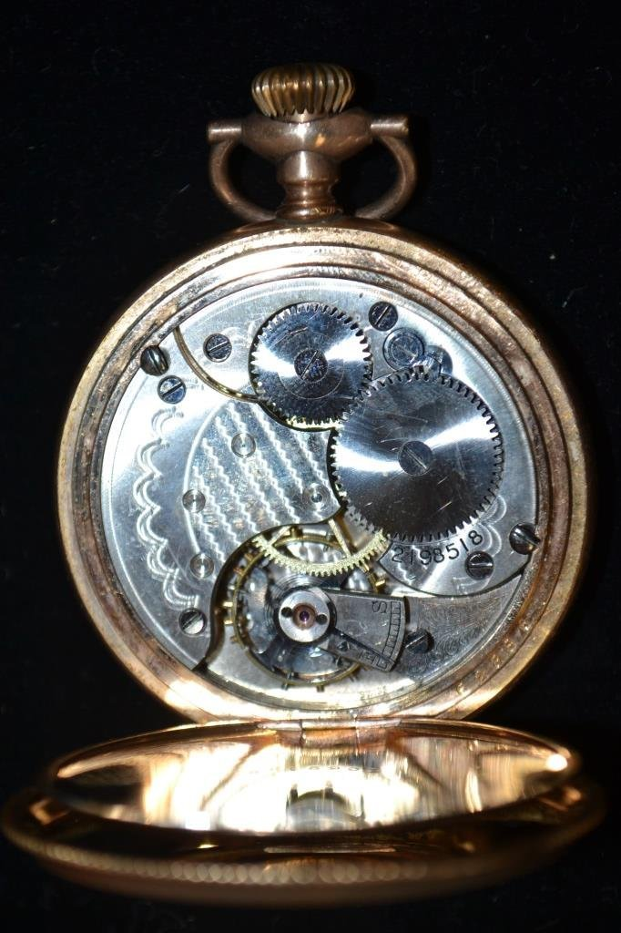 Omega Pocket Watch - 4