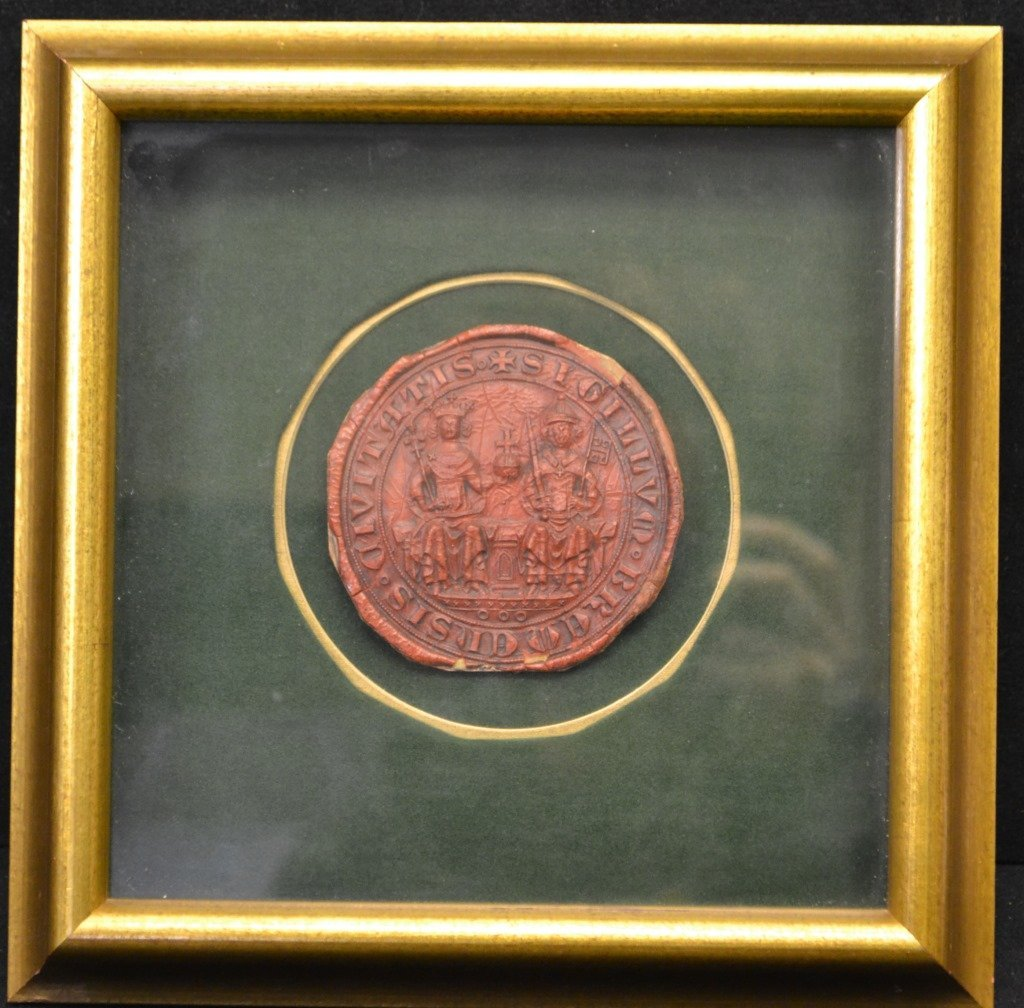 Late 18th Early 19th C Seal