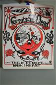Three Grateful Dead Posters