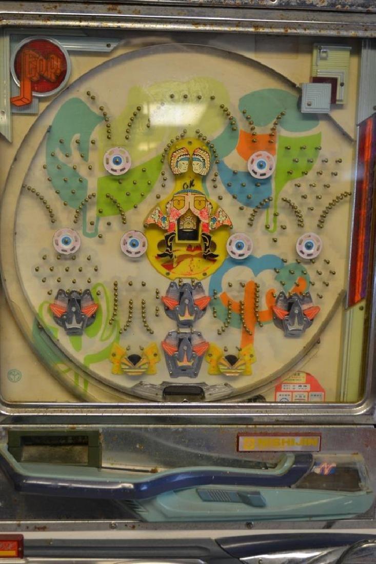Nishijin Shiroi - kamone Super Dx Pachinko Machine - 2