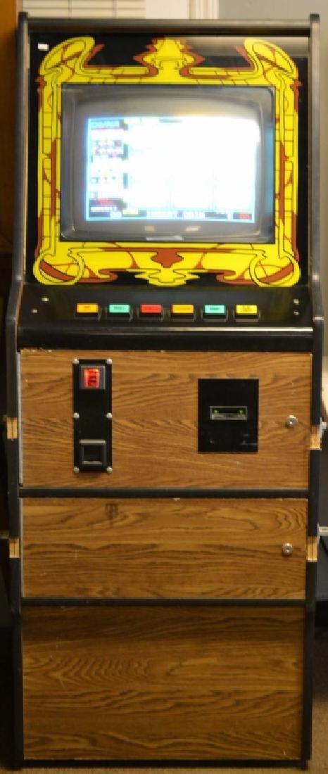 1970's Dyna Video Slot Machine