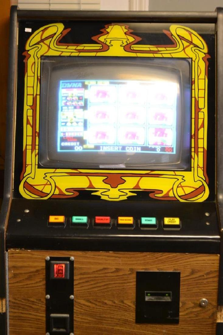 1970's Dyna Video Slot Machine - 2