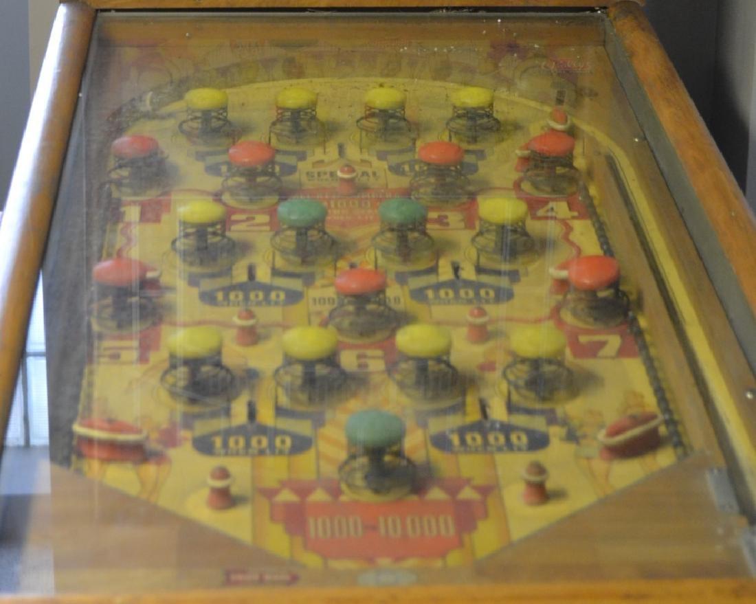 Bally Mfg. Vacation Pinball Machine - 3