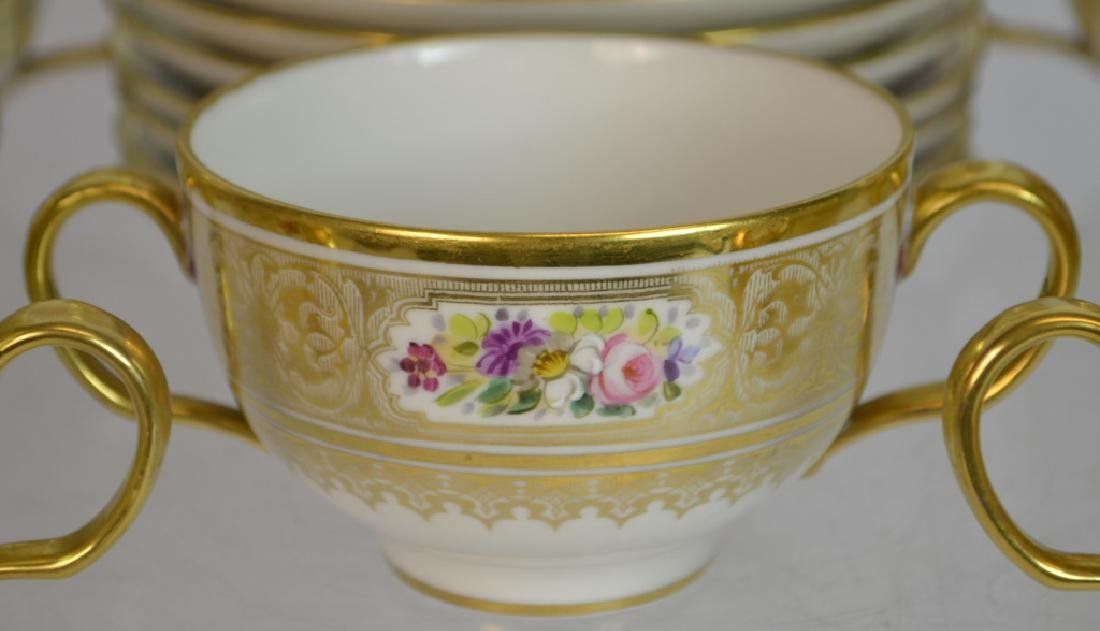 11 Limoges Cups & Saucers - 2