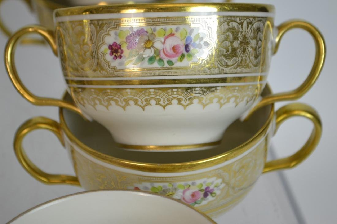 11 Limoges Cups & Saucers - 3