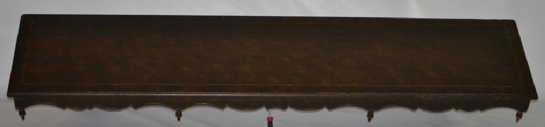 Large Ornate Hanging Wall Shelf - 2