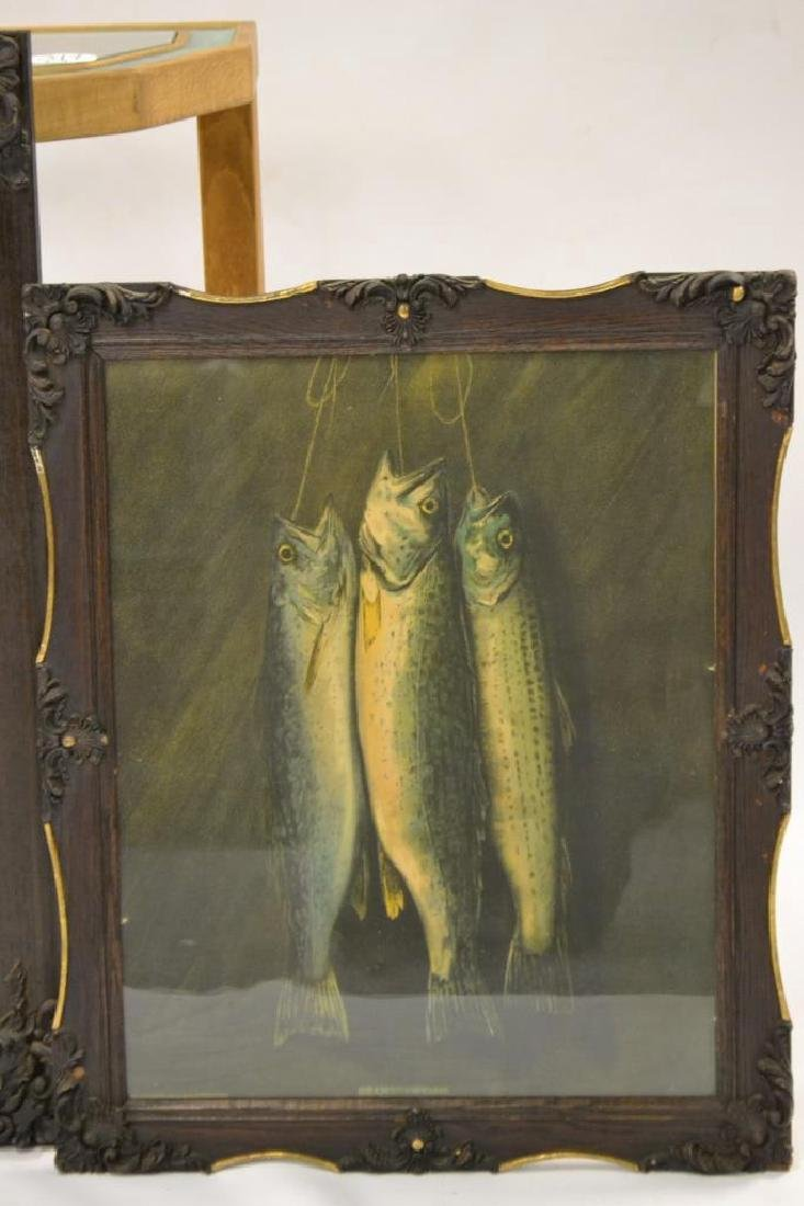 2 Still Life of Fish & Ducks - 2