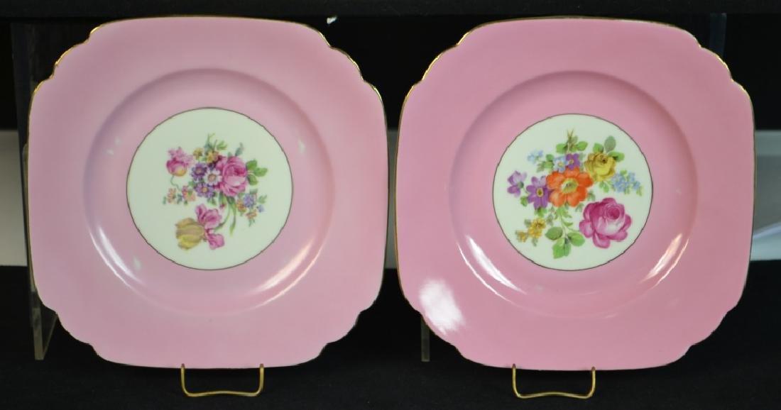 Six Czechoslovakia  Dinner Plates - 3