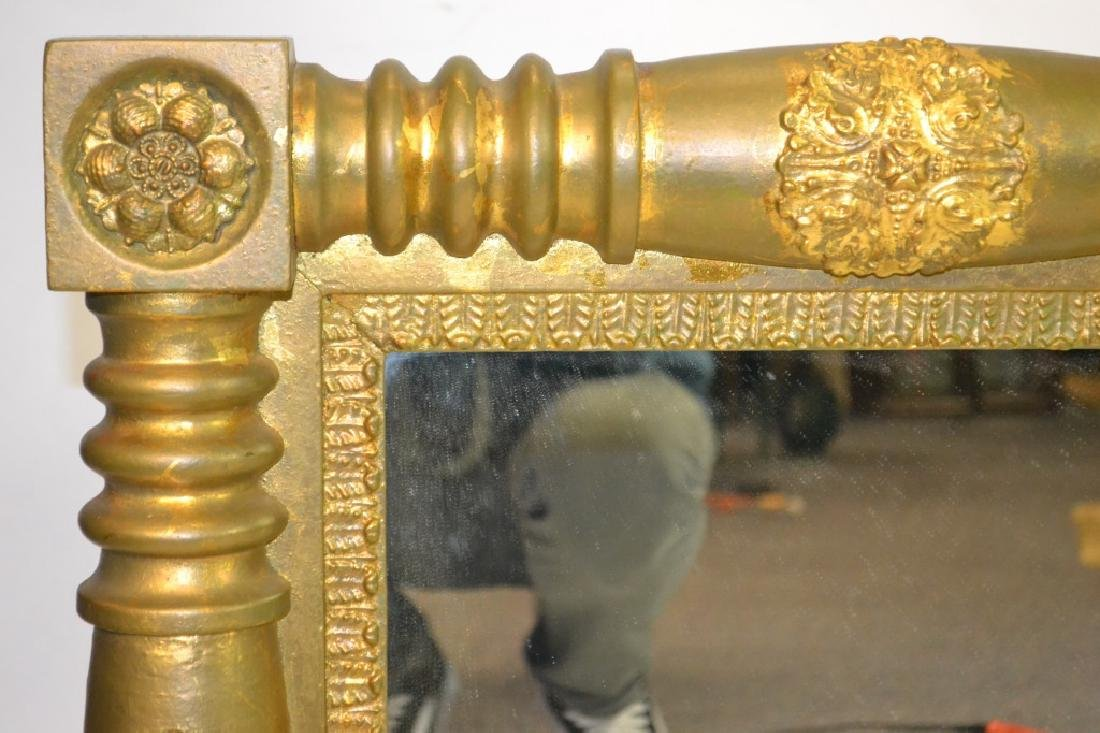 Two Ornate Gilt Mirrors (as is) - 6