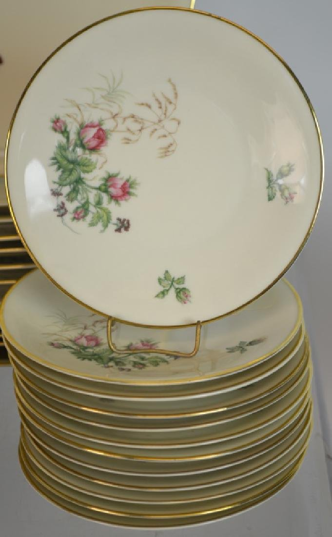 H & B German Porcelain Partial Dinner Service - 3