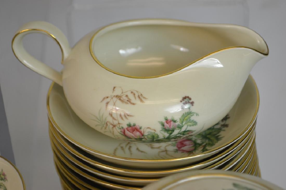 H & B German Porcelain Partial Dinner Service - 5