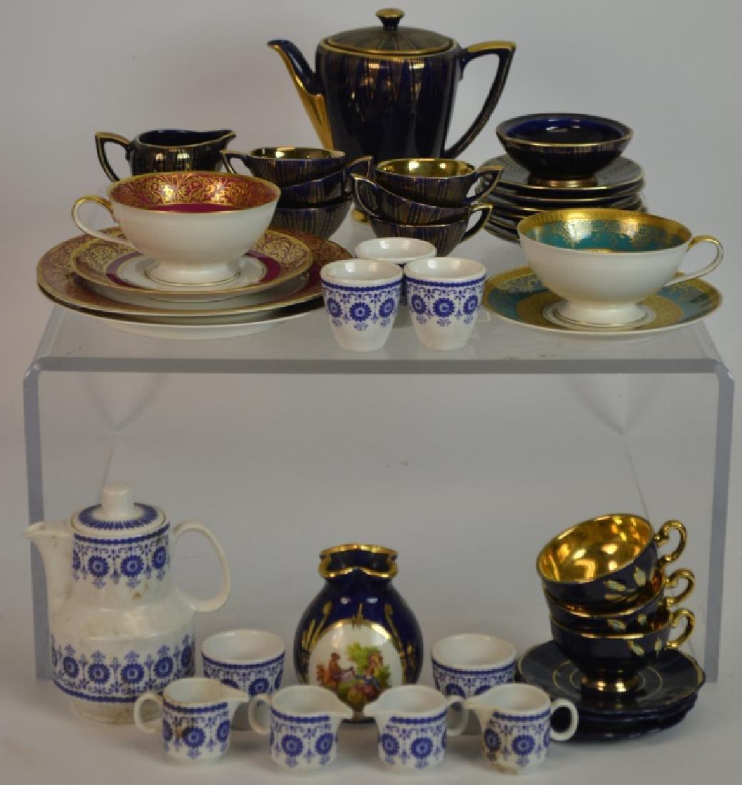 Large Collection Of Bavarian Porcelain