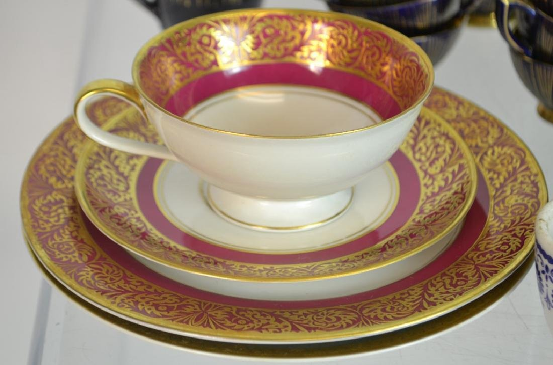 Large Collection Of Bavarian Porcelain - 2