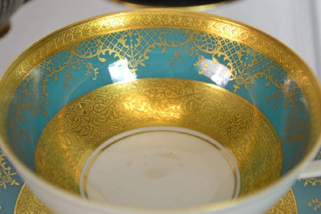 Large Collection Of Bavarian Porcelain - 3