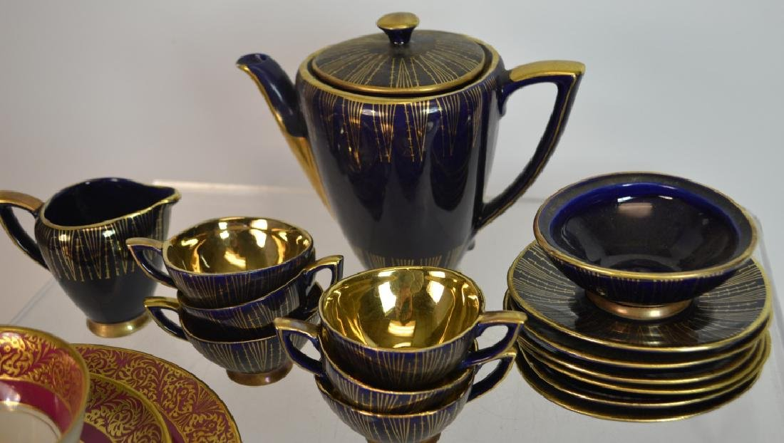 Large Collection Of Bavarian Porcelain - 4