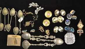 Coutume Jewelry, Butterfly Jewlry etc