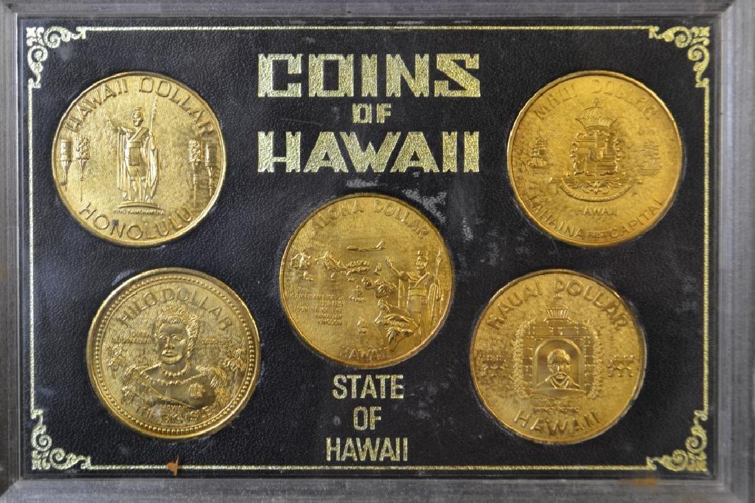 US Liberty Coins, Hawaiian Coins & Souvenir Spoons - 2