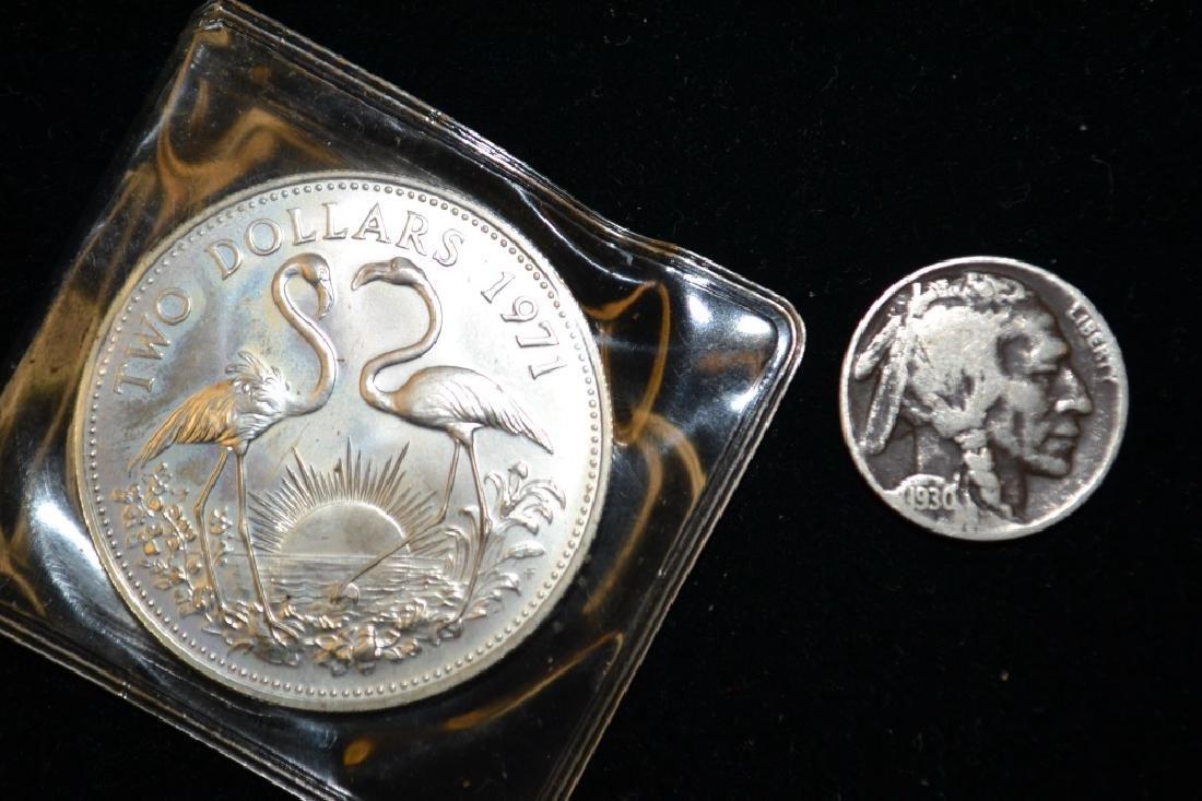 Buffalo Head Nickel & 2 1921 - 4