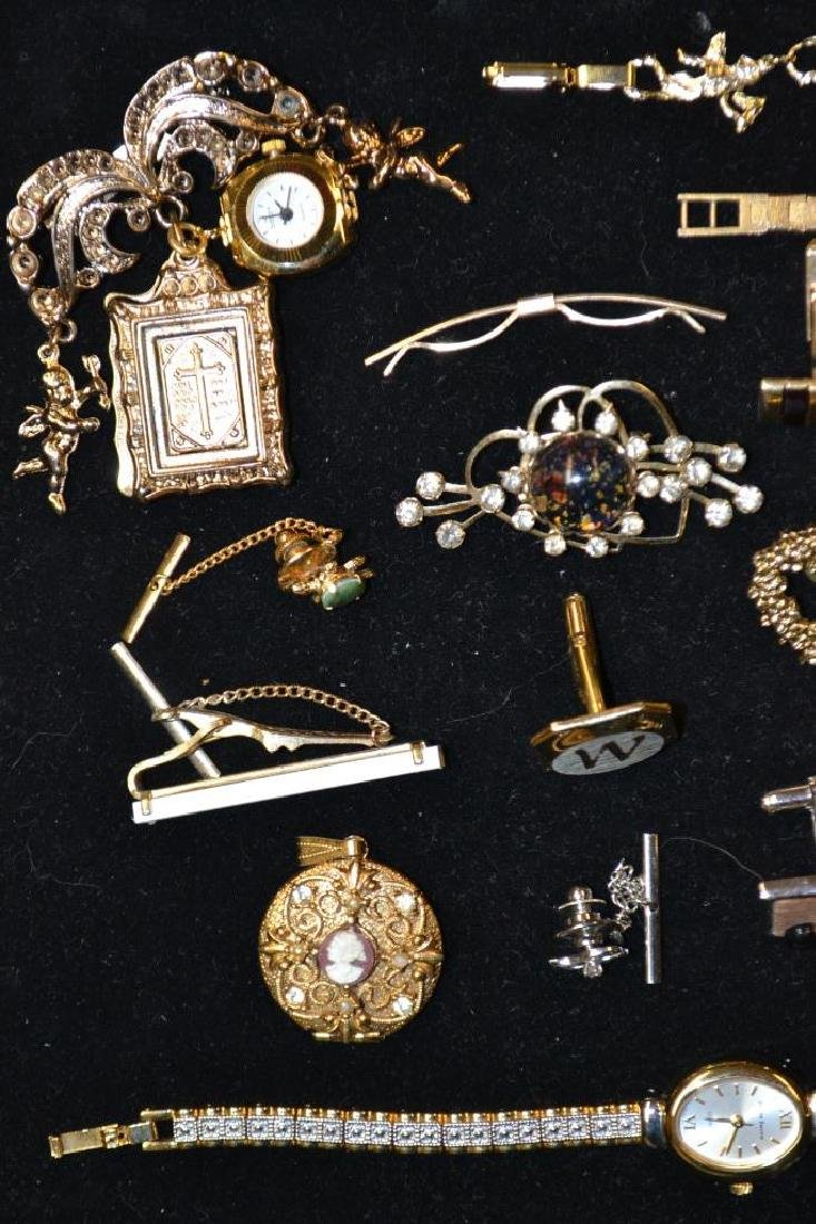 Grouping of Costume Jewelry Lot - 2