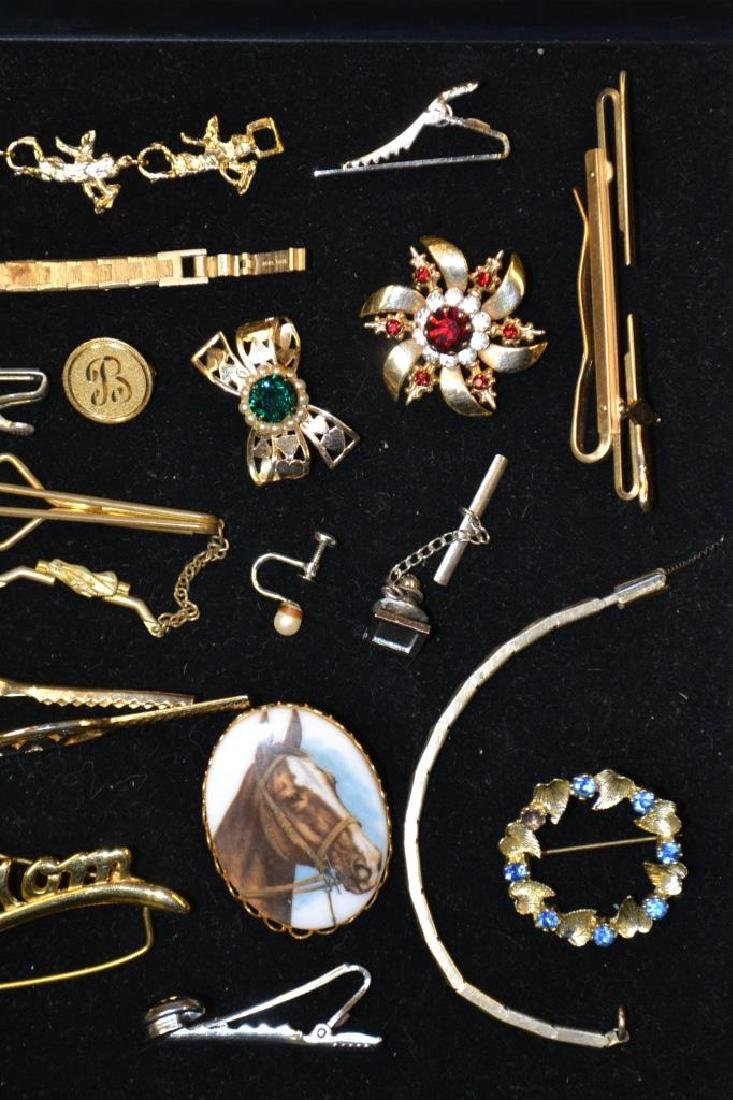 Grouping of Costume Jewelry Lot - 3