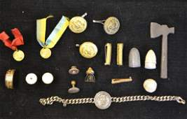 Grouping Of Military Items