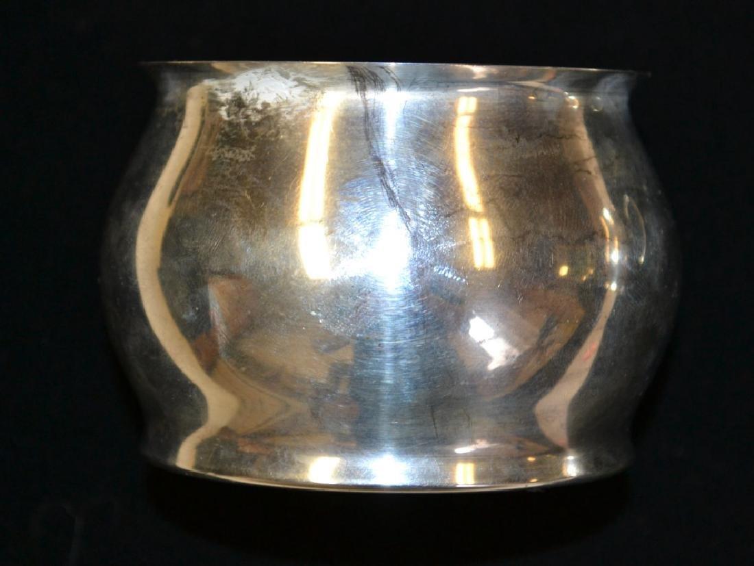Tiffany & Co. Sterling Silver Creamer & Open Sugar - 3