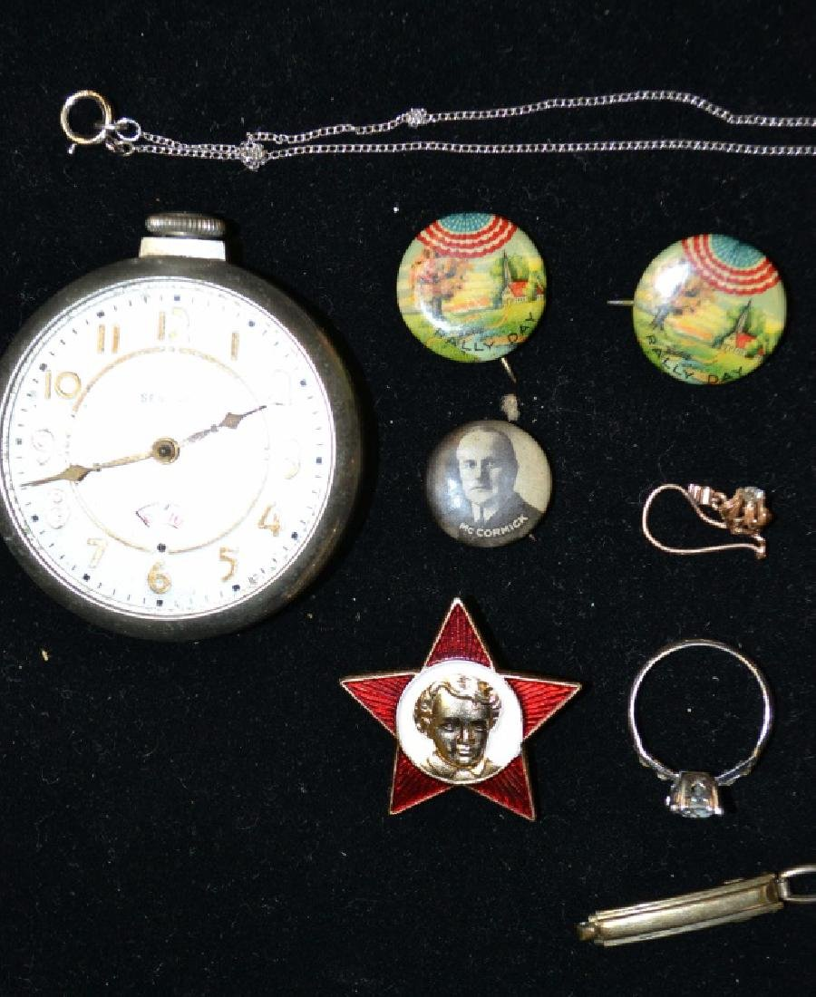 Assorted Lot Of Costume Jewelry - 2