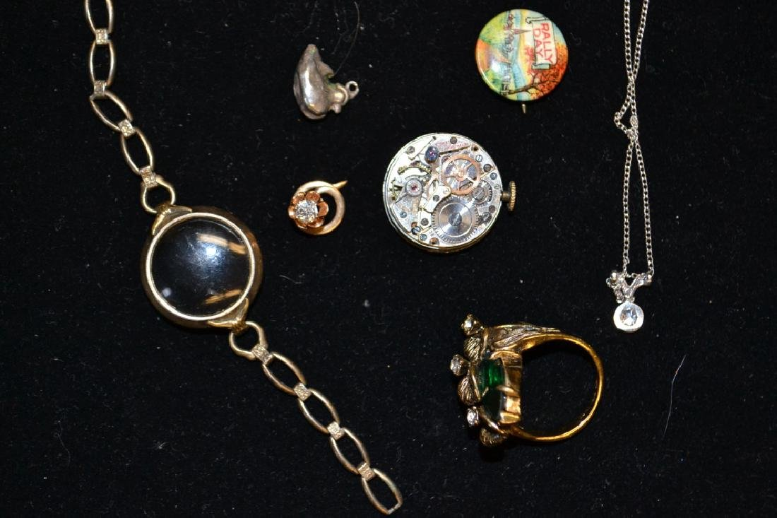 Assorted Lot Of Costume Jewelry - 3