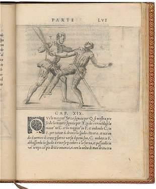 Agrippa. Trattato Di Scientia D'arme