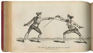 Angelo. The School Of Fencing