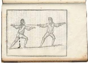 Blackwell. The English Fencing-Master
