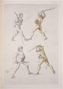 178: Dürer - Dörnhöffer. Albrecht Dürers Fechtbuch