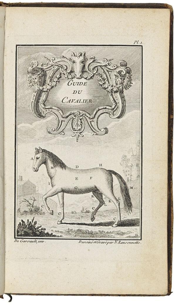 14: GARSAULT, (François Alexandre Pierre de).